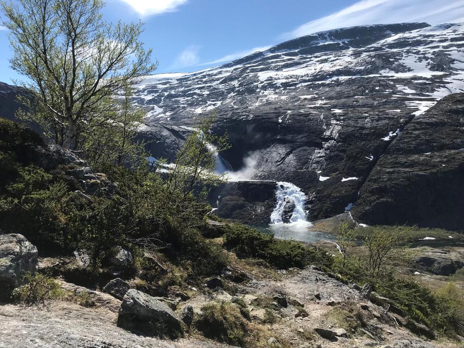 Fra Kinsarvik til Stavali 31.05.18