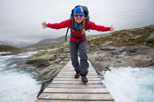 Kamilla Rust er prosjektleder for Unge Naturtalenter.