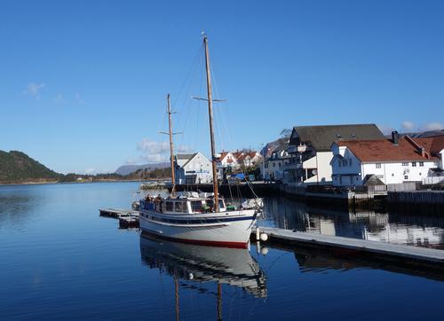 Kystfjellseilas med Vandregruppa i DNT Oslo