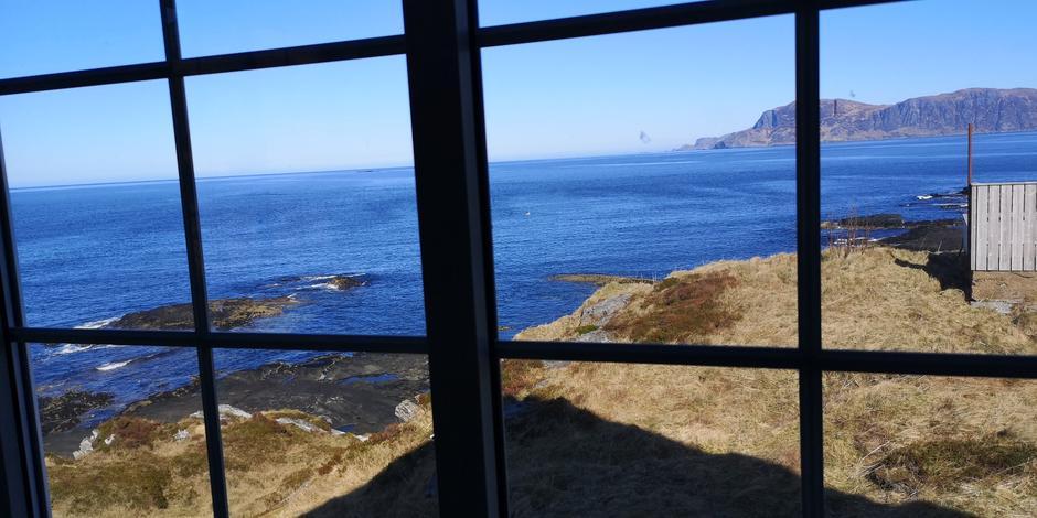 utsikt fra stue