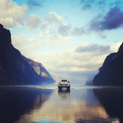 Lysefjorden i bilder