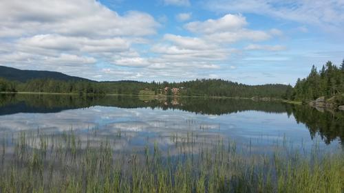 Fra Ravalsjø til Skrimsetra