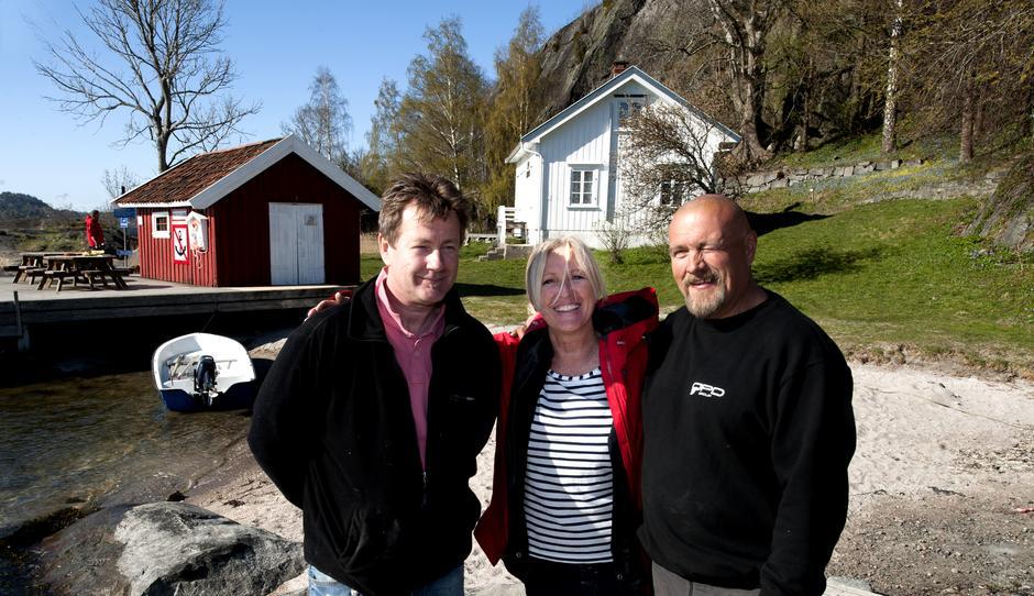 Kjell Gunnar Forengen, Bodil Haugvik og Tom-kenneth Wendelborg