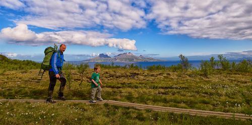 7- og 3-toppsturen - NaTURopplevelser for alle i Bodømarka