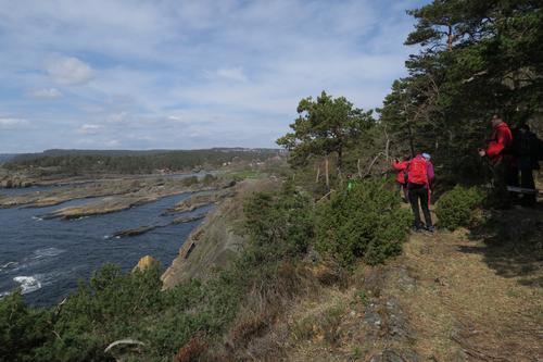 Siljan Turlag blir med på kyststiens dag 2019