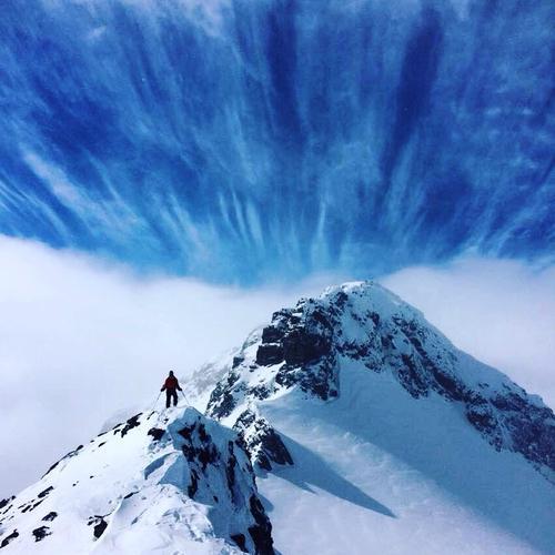 Skiglede og topptur på Skagsnebb i Jotunheimen!