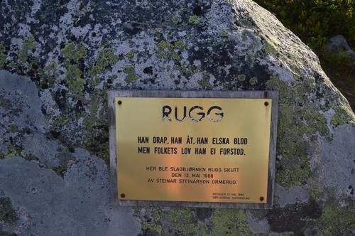 27. juni var det tur til Ruggplata i Storbekkseilen