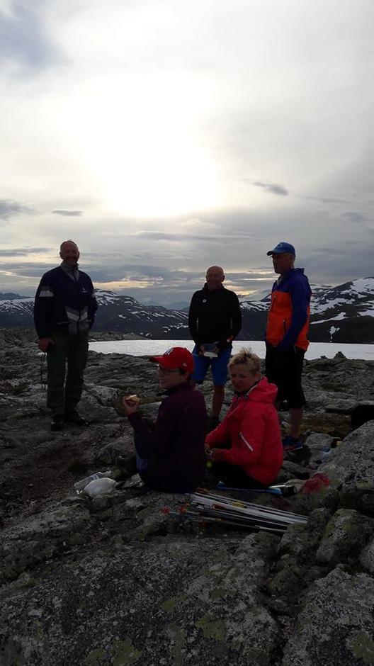 26.07.2017 - Sandfjellet