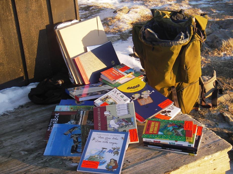 Barnas Fjellbibliotek