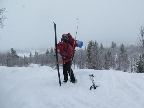 8. april var det skitur nesten til Tapptjerndalen