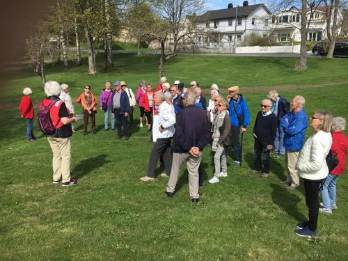 Seniorenes tur Kristi Himmelfartsdag