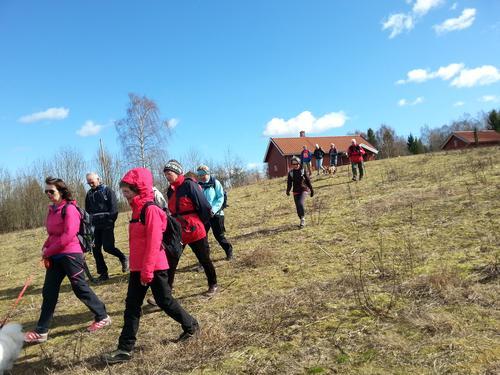 Tur Fra Ski til Kolbotn 2015