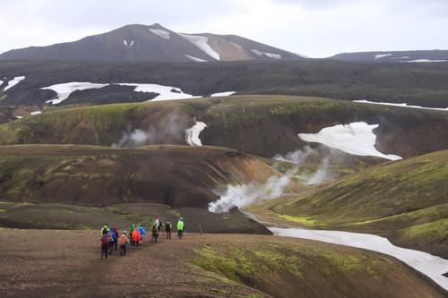 Tur til Island sommeren 2020