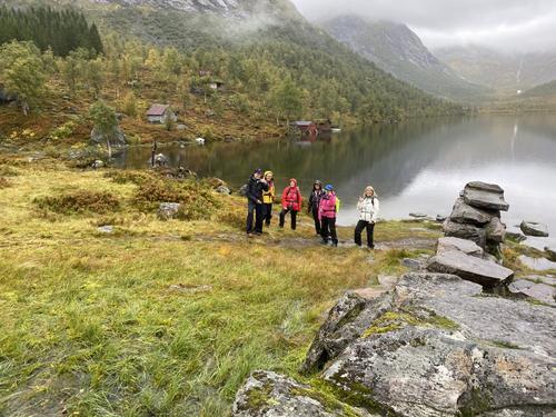 Seniortur til Botnavatnet