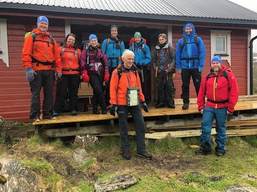 Nye turledere i Vesterålen Turlag