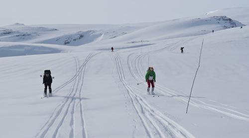 Føremelding fra Sunnmørsalpene og Tafjordfjella