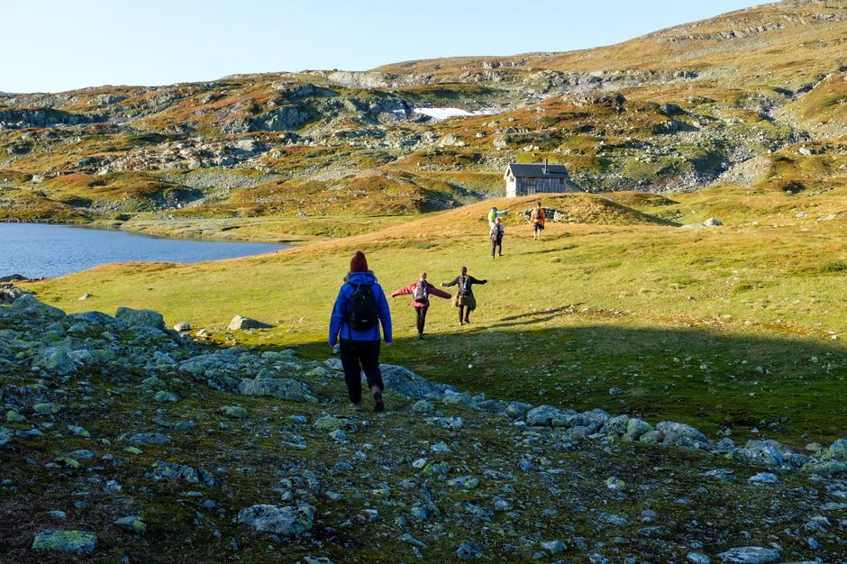 Drømmer du om å jobbe på Norges, største turisthytte? Nå har du muligheten! Haukeliseter fjellstue søker nye resepsjonist i fast stilling