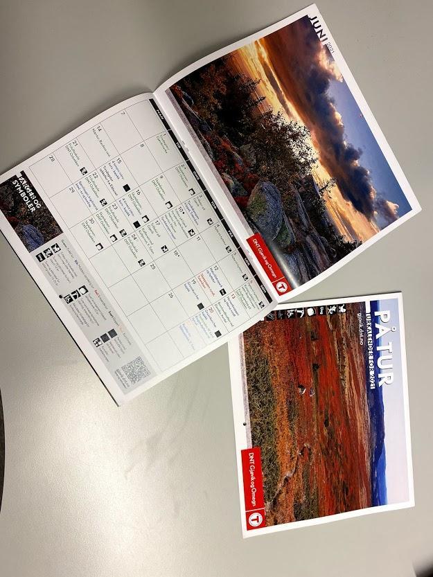 SJEKK POSTKASSEN 23. DESEMBER! Da distribueres turkalenderen for 2021 til våre medlemmer, med budene som leverer Oppland Arbeiderblad.