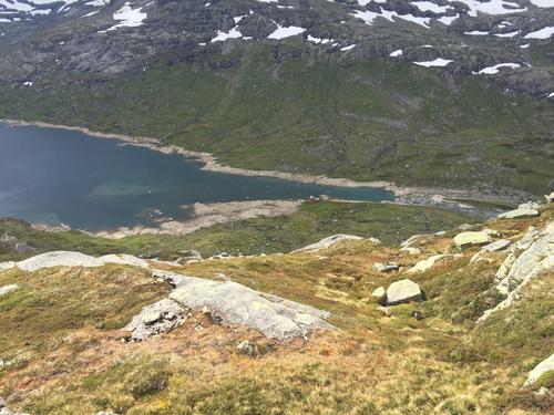Øvre Sandvatn Hytta