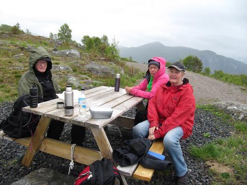 Seniortur til Engjabøfjellet