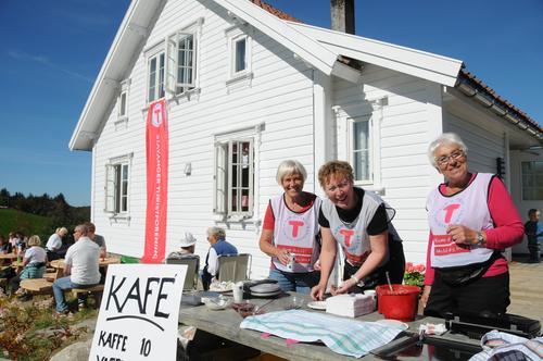 Bli med som frivillig i Gramstads venner