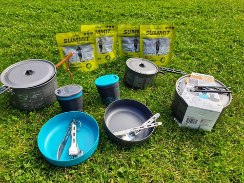 Sea to summit cookset