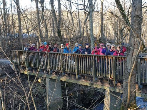 Pikene på broen