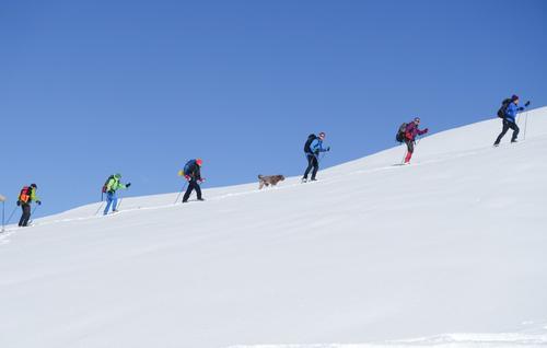 Skitur med Årdal Turlag