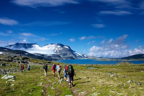 Bli med til fjells i sommer!