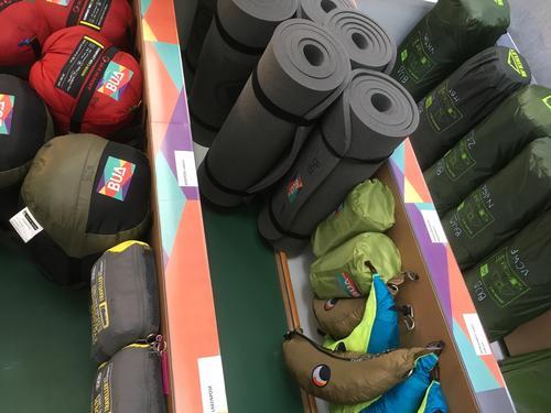 Gratis Utlån av tur utstyr, BUA i Larvik