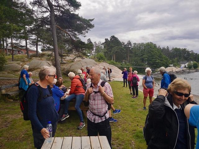 Seniortur til Engelsviken 19. juni