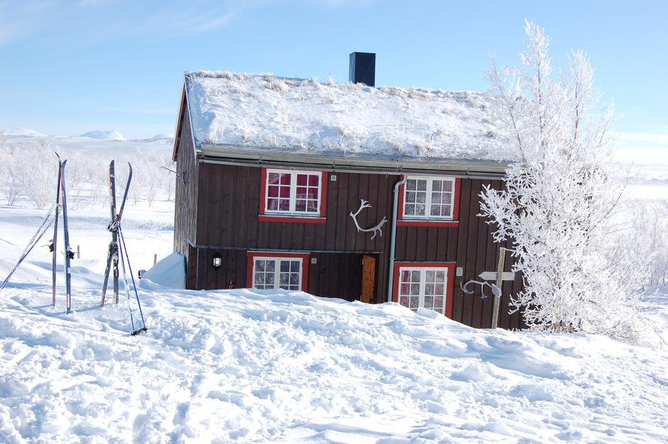Opplev vintereventyret på Storerikvollen i Sylan, nær svenskegrensen.