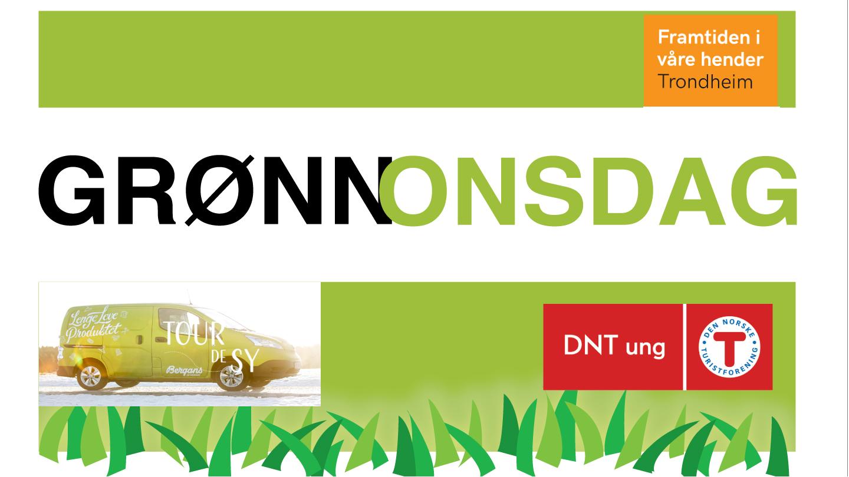 Grønn onsdag Trondheim AVLYST — Turer og aktiviteter — DNT