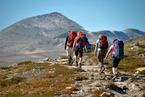Ekstratur i Rondane
