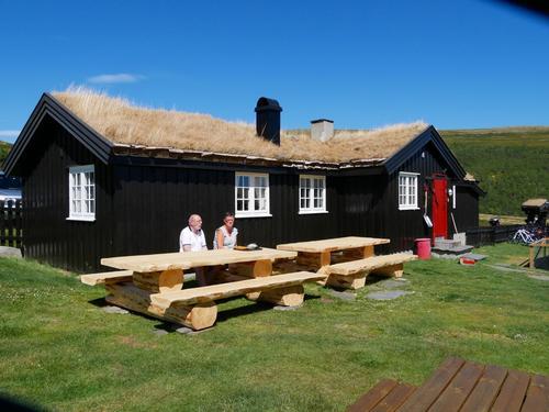 Stemningsrapport fra Grimsdalshytta i Rondane