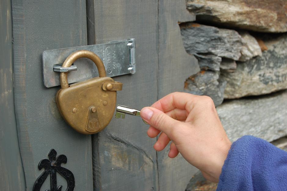 God tur - med DNT-nøkkelen!