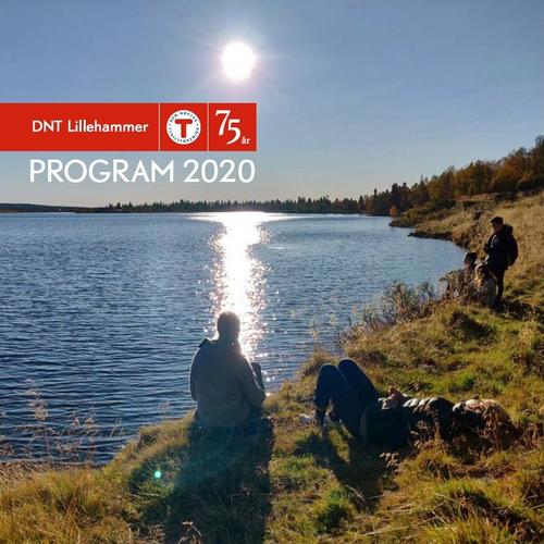 Turprogram 2020 for DNT Lillehammer