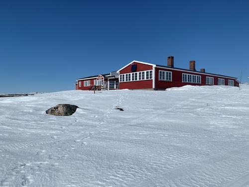 Uke 15: Hardangervidda øst