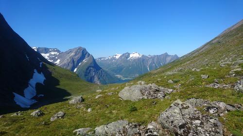 Løpeturen Hjørundfjorden rundt - spørsmål og svar