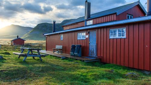 Måsvassbu er en av foreløpig 10 SjekkUT-poster i Romsdal.