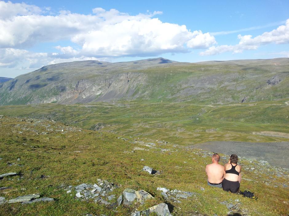 Fellestur med Nord-Troms turlag til Moskugaisi.