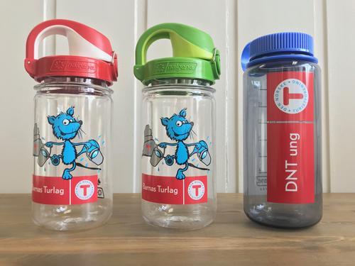 Drikkeflasker til barn og ungdom!
