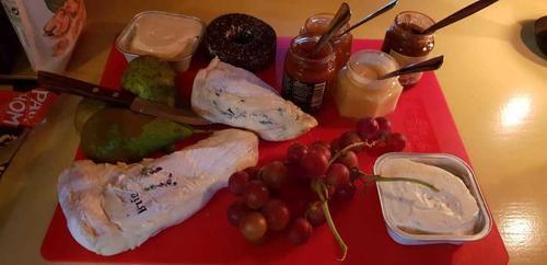 Sommarseter gourmetmåltid