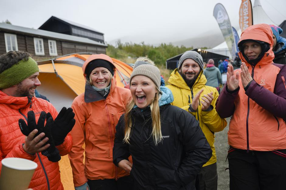 Fjellfilm trekker 1.000 sporty festivalgjengere.