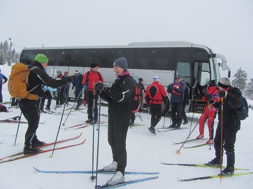 Skitur fra Skrim til Viddaseter 11. mars