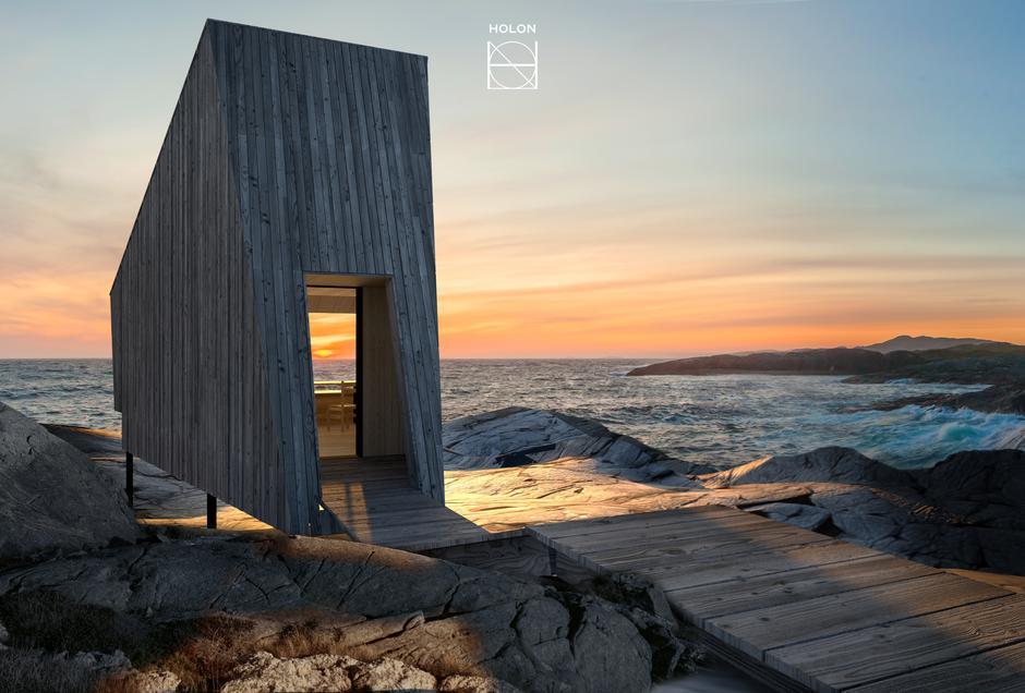 Illustrasjon: Holon Arkitektur