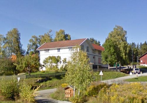 Friluftshuset i Åsa - 80 moh