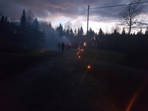 Spøkelseshuset på Nedre Gupu