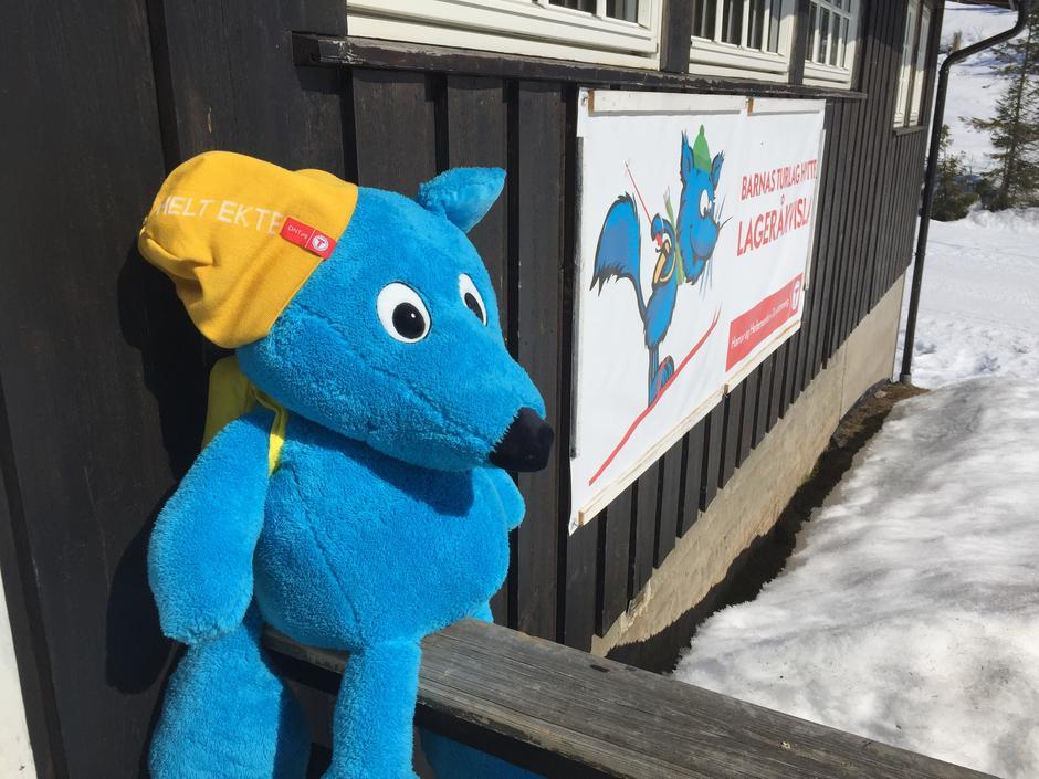 Turbo er klar for påsken på Lageråkvisla