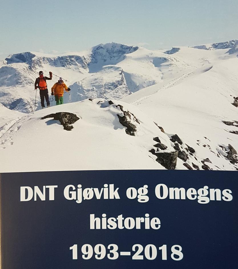 DNT Gjøvik og Omegns jubileumshefte